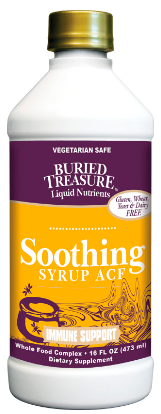Image of Soothing Syrup ACF Liquid (cough complete)
