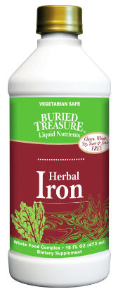 Image of Herbal Iron Liquid