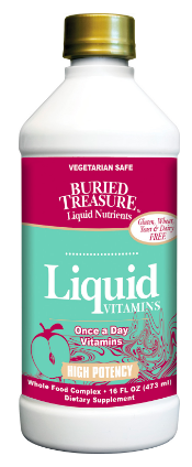 Image of Liquid Vitamins (once a day) High Potency