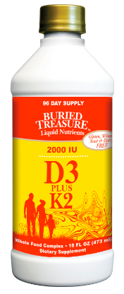 Image of D3 with K2 Liquid