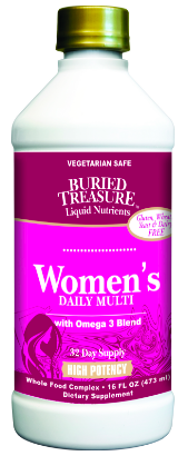 Image of Women's Daily Multi Liquid