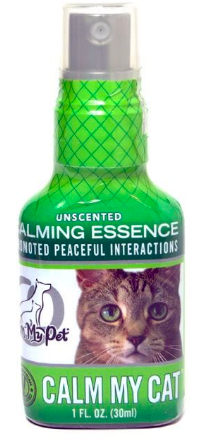 Image of Calm My Cat Spray