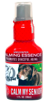 Image of Calm My Senior Spray for Dogs & Cats