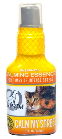 Image of Calm My Stress Spray for Dogs & Cats