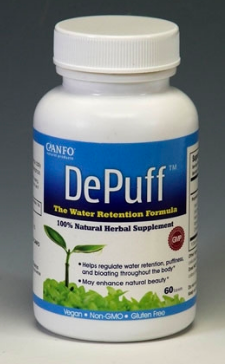 Image of DePuff (the water retention formula)