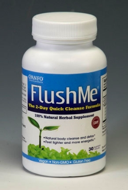 Image of FlushMe (the 2-Day quick cleanse formula)