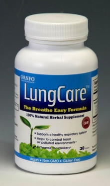 Image of LungCare (the breathe easy formula)