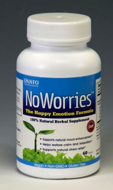Image of NoWorries (the happy emotion formula)