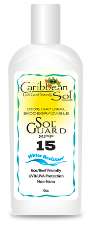 Image of Sol Guard Sunscreen SPF 15