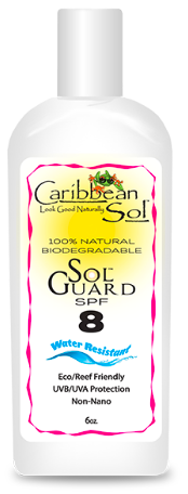 Image of Sol Guard Sunscreen SPF 8