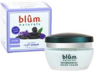 Image of Nourishing Night Cream Lavender