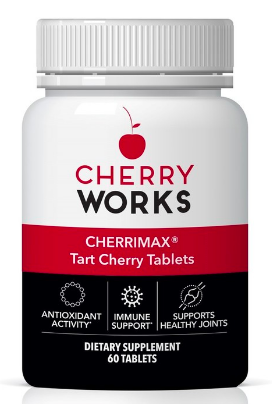 Image of CherriMax Tar Cherry Tablet 500 mg