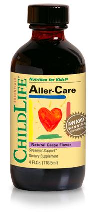Image of Aller-Care Liquid Grape