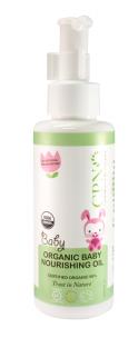 Image of Baby Nourishing Oil Organic