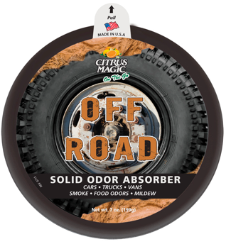 Image of On the Go Solid Odor Absorber Off Road