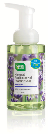 Image of Antibacterial Foaming Hand Soap Lavender Absolute