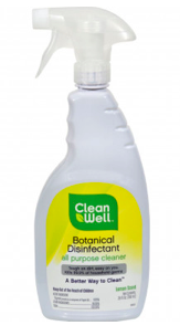 Image of Botanical Disinfectant All-Purpose Cleaner