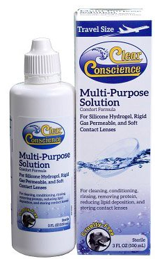 Image of Multi-Purpose Contact Lens Solution