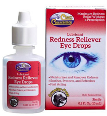 Image of Redness Reliever Eye Drops