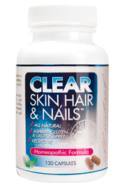 Image of CLEAR Skin, Hair & Nails