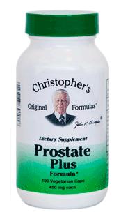 Image of Prostate Plus Formula Capsule