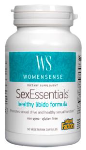 Image of WomenSense SexEssentials (Libido Formula)