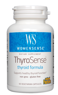 Image of WomenSense ThyroSense (Thyroid Formula)