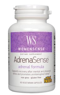 Image of WomenSense AdrenaSense (Adrenal Formula)