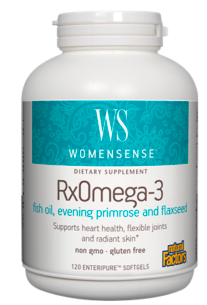 Image of WomenSense Rx Omega-3 Fish Oil Concentrate