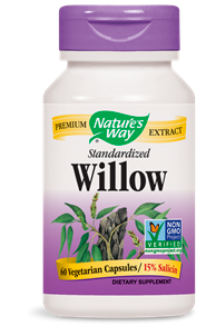 Image of Willow Bark Standardized Extract