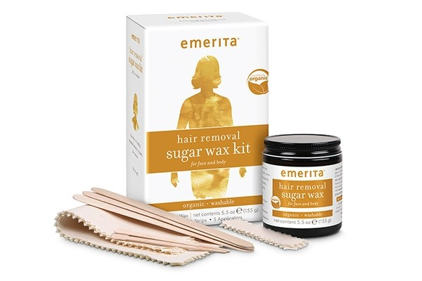 Image of Organic Hair Removal Sugar Wax Kit