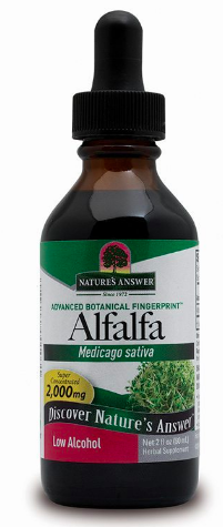 Image of Alfalfa Liquid Low Alcohol