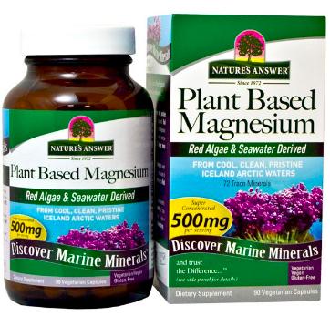 Image of Plant Based Magnesium 250 mg