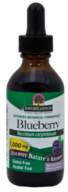 Image of Blueberry Liquid Alcohol Free