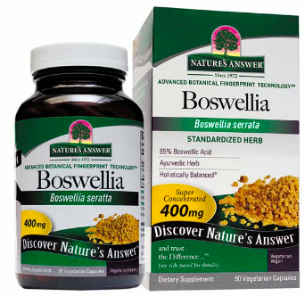 Image of Boswellia 400 mg Standardized Capsule