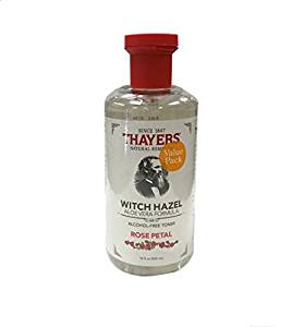 Image of Witch Hazel Alcohol Free Rose Petal