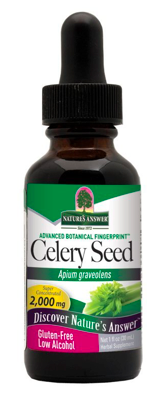 Image of Celery Seed Extract Low Alcohol