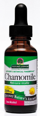 Image of Chamomile Liquid Low Alcohol