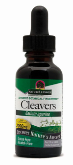 Image of Cleavers Liquid Alcohol Free