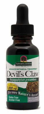 Image of Devil's Claw Liquid Alcohol Free