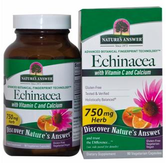 Image of Echinacea with Vitamin C & Calcium