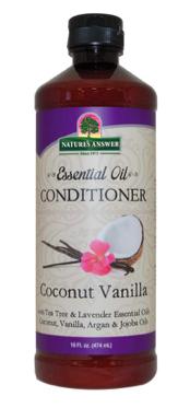 Image of Essential Oil Conditioner Coconut Vanilla