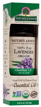 Image of Essential Oil Lavender Organic