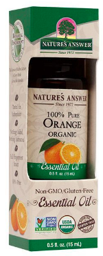 Image of Essential Oil Orange Organic