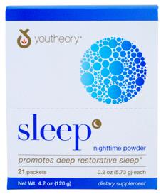 Image of Sleep Nighttime Powder Packet