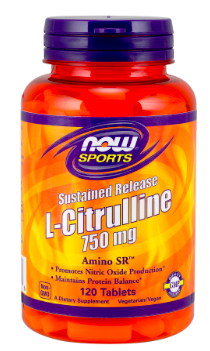 Image of L-Citrulline 750 mg Sustained Release