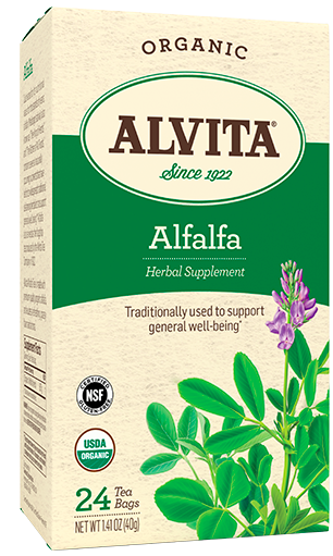 Image of Alfalfa Tea Organic