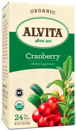 Image of Cranberry Tea Organic