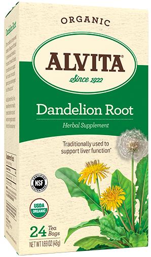 Image of Dandelion Root Tea Organic