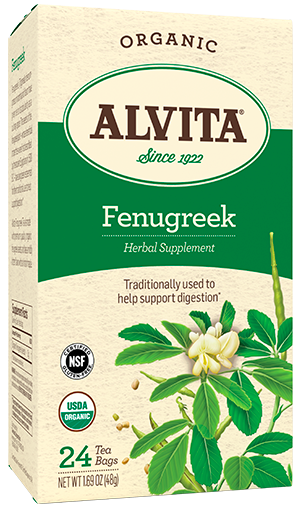 Image of Fenugreek Tea Organic